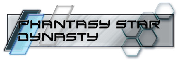 Phantasy Star Dynasty Header Card